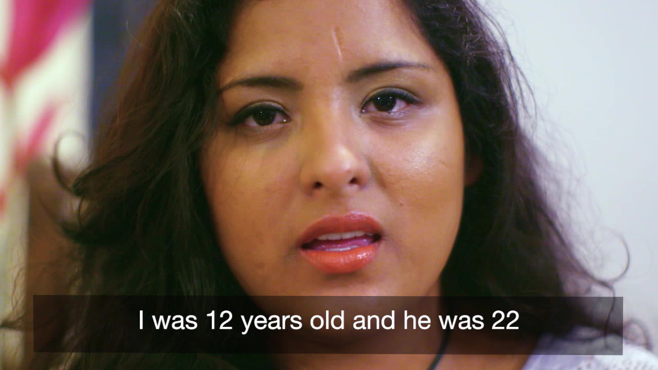 Human trafficking survivor: 'One day became two, weeks became months, and then years'