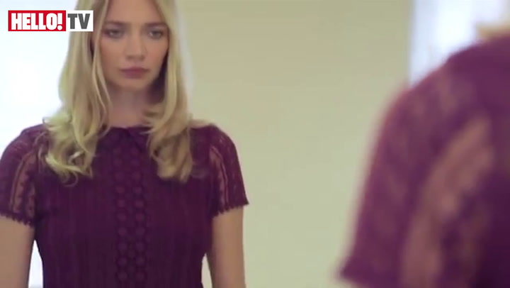 Jodie Kidd talks about her experience with back pain