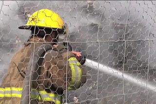 Se incrementan incendios en Reynosa