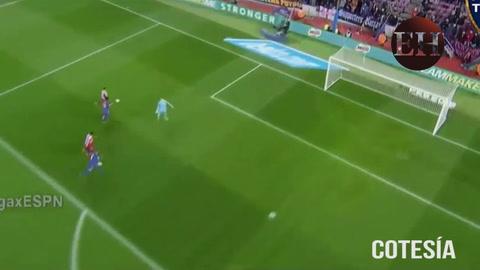 Barcelona doblega 6-1 al Girona en el Camp Nou