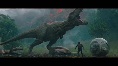 Vea el impresionante trailer de la película Jurassic World 3