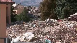 Amatrice intenta renacer tras devastación de sismo