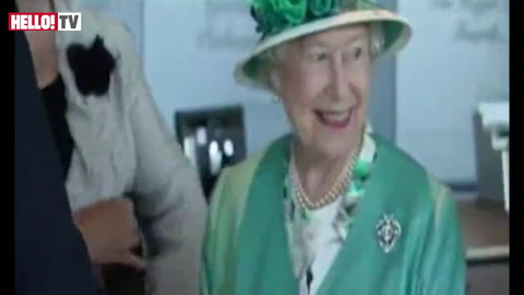 The Queen opens the Welsh assembly in Cardiff Bay