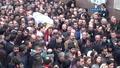 Tahir Elçi'nin cenazesi hastaneden alındı