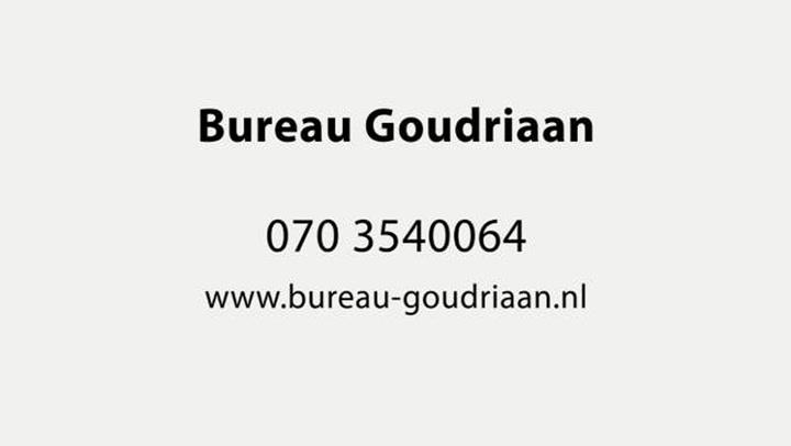 Bureau Goudriaan - Bedrijfsvideo