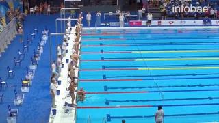 ¡EJEMPO DE SOLIDARIDAD! Nadador español propuso hacer un minuto de silencio y no lo dejaron, pero vean lo que hizo