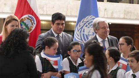 Comunidad internacional pide cese de represión en Nicaragua