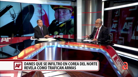 Documental destapa como Corea del Norte trafica armas y metanfetaminas