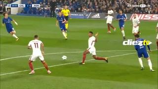 Chelsea igualó 3-3 ante Roma en partidazo en Londres