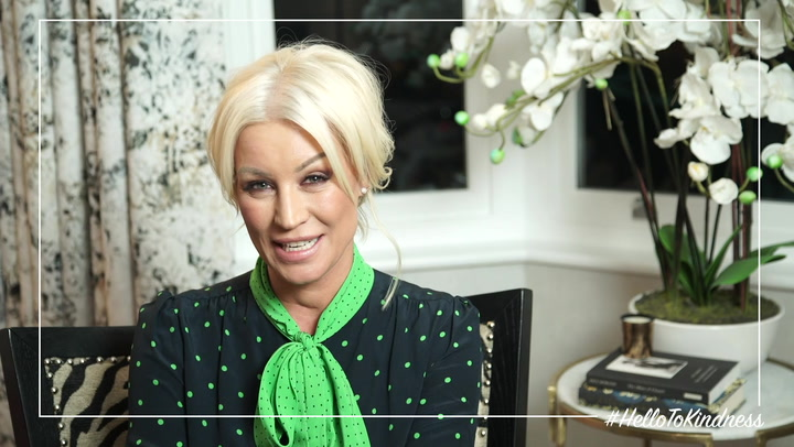 HELLO! to Kindness: Denise Van Outen