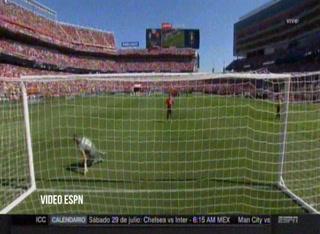 El United y Real Madrid protagonizaron una de las peores tanda de penales