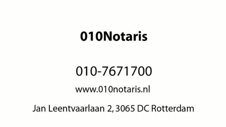 010Notaris - Video tour
