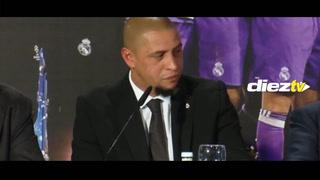 CARISMA: La respuesta de Roberto Carlos cuando le preguntaron sobre la dieta de los futbolistas | NO PUDO DECIR LA VERDAD