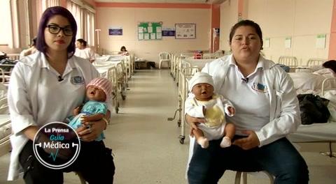 Lactancia materna, el alimento y vínculo emocional hacia el bebé