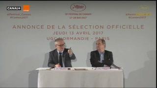 Anuncian competidores de la 70 edición del Festival de Cannes