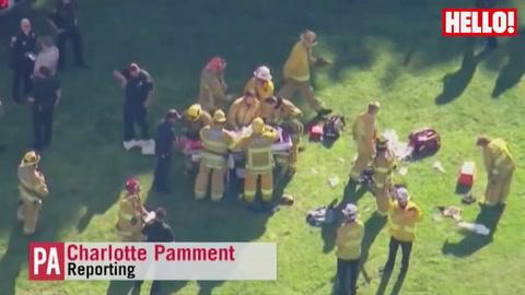 Harrison Ford injured in a plane crash