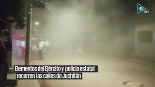 Nuevos derrumbes en Juchitán tras réplicas