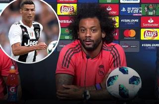 Marcelo sobre su eventual marcha a la Juventus: