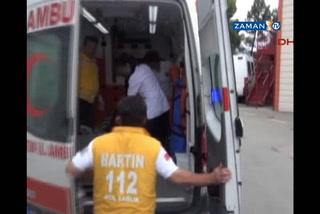 Bartın'da maden ocağında göçük: 1 ölü