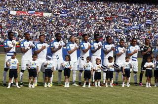Honduras sube un puesto en el ranking mensual de FIFA
