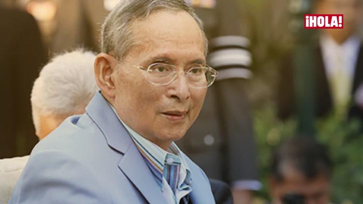 Así es Bhumibol de Tailandia, el rey más longevo en el trono