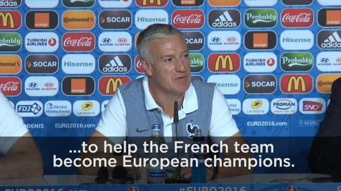France boss Didier Deschamps seeks the 'recipe' to stop Cristiano Ronaldo