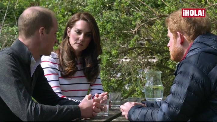 Miedos, dudas... La Duquesa de Cambridge se sincera y habla de cómo vivió el nacimiento del príncipe George