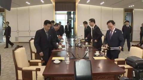 Las dos Coreas acercan posturas antes de su cumbre olímpica