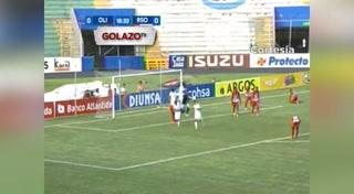 Olimpia 1 - 1 Real Sociedad (Liga Nacional Honduras)