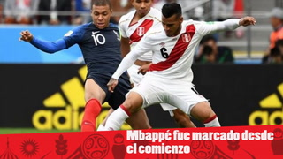 EHmojicrónica: Francia vence por la mínima a Perú