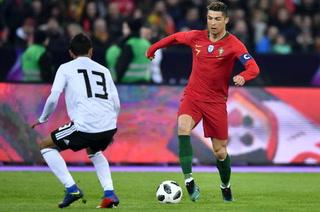 Taco y caño brutal: Cristiano Ronaldo patenta jugada de crack