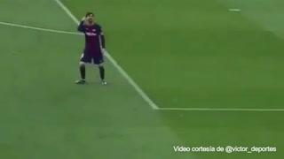 Lionel Messi estrenó un