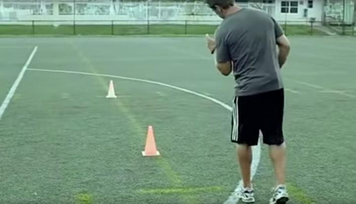 Cone Drill | NFL Combine Trainer