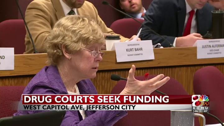 Drug Courts in Missouri underfunded by $23 million