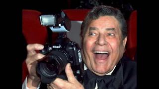 Muere el comediante Jerry Lewis
