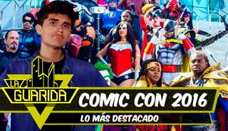 La Guarida: Los mejores paneles de Comic Con 2016