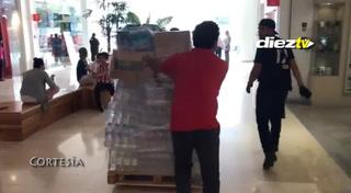 El jugador de las Chivas Allan Pulido hace un donativo impresionante a los damnificados por el terremoto en México