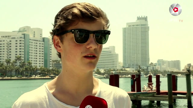Martin Garrix Interview