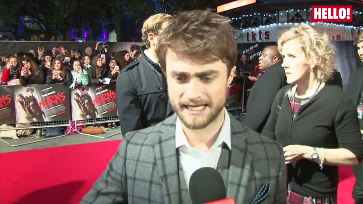 Daniel Radcliffe and Juno Temple talk to HELLO! about their devilish new film HORNS