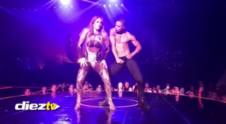 El caliente video de Jennifer López publicado por su novio en las redes sociales
