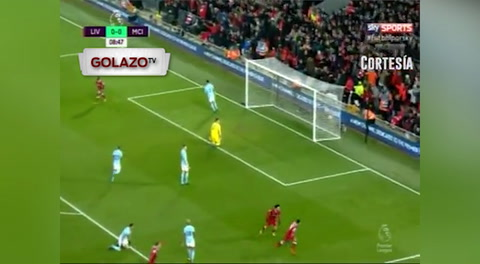 Liverpool 4 - 3 Manchester City (Premier League)