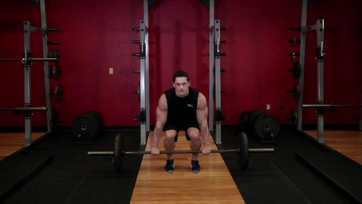 Barbell Deadlift - Leg & Back Exercise - Bodybuilding.com