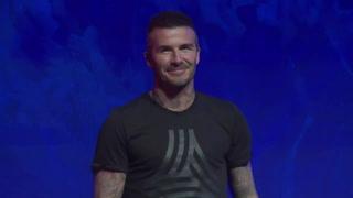 Beckham pronostica un Argentina-Inglaterra en final de Rusia