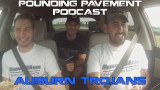 Auburn Pounding Pavement Podcast 2018