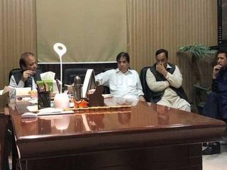 اڈیالہ جیل میں حنیف عباسی کی تصاویر معاملے کی تحقیقات شروع
