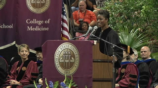 FSU Summer Commencement Ceremony worthy of Broadway