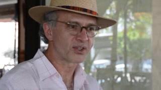Juan Rulfo era un observador innato, afirma su hijo