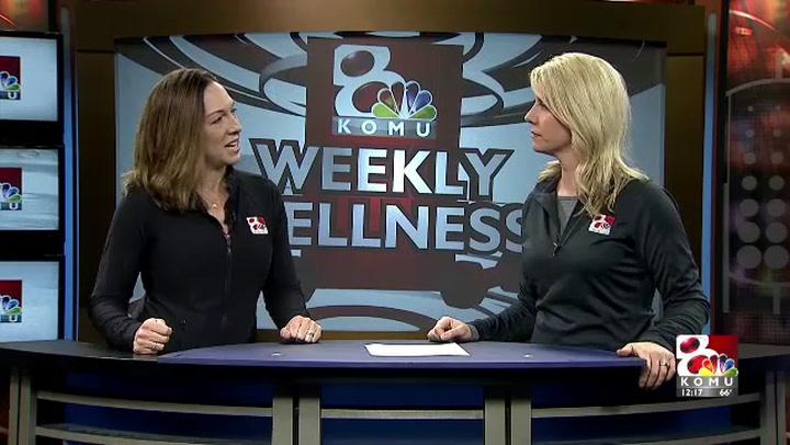 weekly wellness april 23