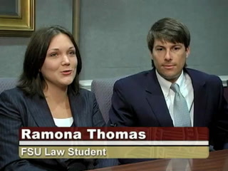 FSU College Of Law Moot Court Team Top in the Nation