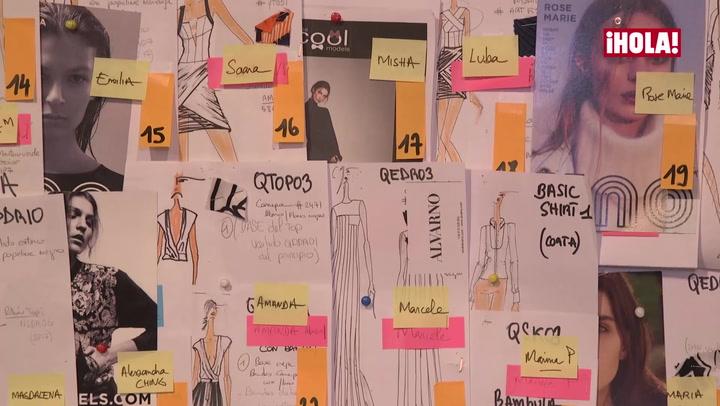 Alvarno convierte a sus modelos en \'diosas de un olimpo urbano\'